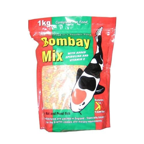 Kockney Koi Bombay Mix 1kg